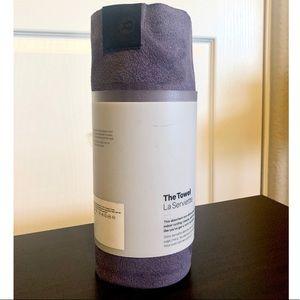 Lululemon The Towel-Viola-